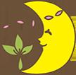 月が丘整骨院のロゴマーク