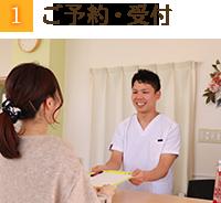 神戸市西区月が丘整骨院のご予約・受付